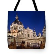The Almudena Cathedral Tote Bag