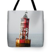 The Bell Buoy Tote Bag