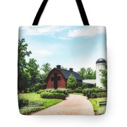 The Billy Graham Library Tote Bag