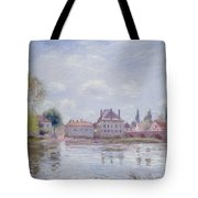 The Bridge Of Moret Tote Bag