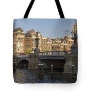 The Bridges Of Amsterdam Tote Bag