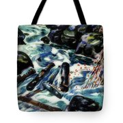 The Brook, Nova Scotia Tote Bag