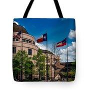 The Bullock Texas State History Museum Tote Bag