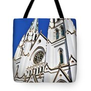 The Cathedral Of St. John The Baptist Tote Bag