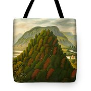 The Connecticut Valley Tote Bag