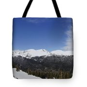 The Continental Divide Tote Bag