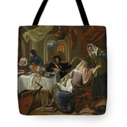 The Dissolute Household Tote Bag