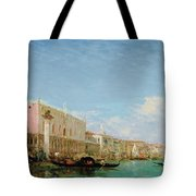 The Dock Of Slaves Tote Bag
