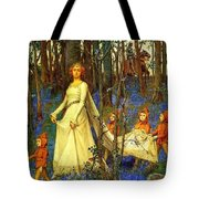 The Fairy Wood Henry Meynell Rheam Tote Bag