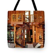 The Fontanel Mansion Farm The Former Home Of Barbara Mandrell Outside Nashville, Tennessee Tote Bag