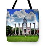 The Francis Quadrangle - University Of Missouri Tote Bag