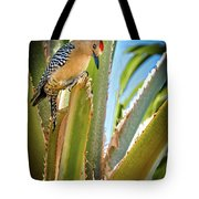 The Gila Woodpecker Tote Bag