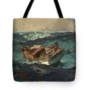The Gulf Stream Tote Bag