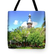 The Henry B. Plant Museum Tampa Fl Tote Bag