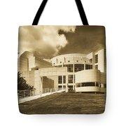 The High Museum Of Art - Atlanta, Georgia Tote Bag