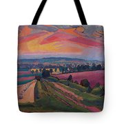 The Icknield Way Tote Bag