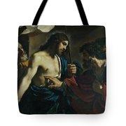 The Incredulity Of Saint Thomas Tote Bag