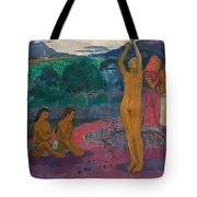 The Invocation Tote Bag