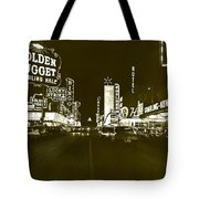 The Las Vegas Strip Tote Bag