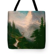 The Matterhorn Tote Bag