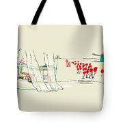 the Netherlands  3D Tote Bag