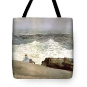 The Northeaster Tote Bag