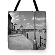 The Promenade At Barton Marina Tote Bag