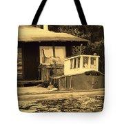 The Retreat Tote Bag