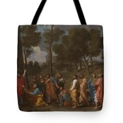 The Sacrament Of Ordination Tote Bag