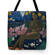 The Seed Of The Areoi Tote Bag