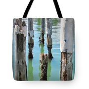 The Signs Of Time Tote Bag