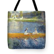 The Skiff Tote Bag