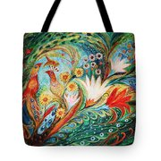 The Spring Morning Tote Bag