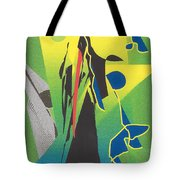 The Time Reaper Tote Bag