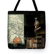 The Victorian Astronomer Tote Bag