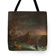 The Voyage Of Life Tote Bag