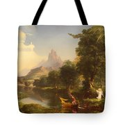 The Voyage Of Life - Youth Tote Bag
