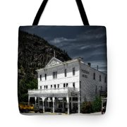 The Western Hotel Tote Bag