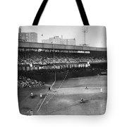 Thomson Home Run, 1951 Tote Bag