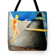 Thoth The Atlantean Tote Bag