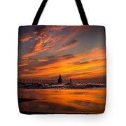 Tiscornia Beach - St. Joseph Tote Bag