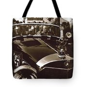 Tom Barrett And Family  High Bidder  Earl Clark At $153,000 Of Adolf Hitlers Mercedes Benz 770k Tote Bag
