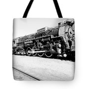 Train Engine #2732 Tote Bag