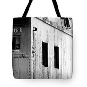 Train Tote Bag