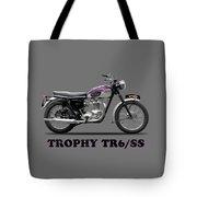 Triumph Trophy Tote Bag