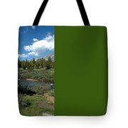 Tuolumne Meadows Tote Bag