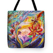 Under The Wind Tote Bag
