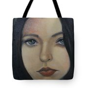 That Stare Tote Bag