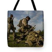 U.s. Air Force Combat Controllers Tote Bag