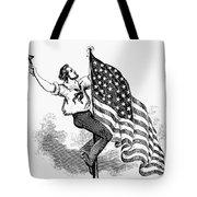 U.s. Flag, 19th Century Tote Bag